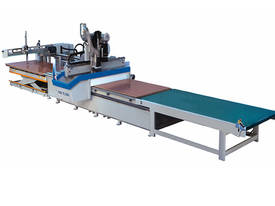 Flat bed nesting cnc machine - made in Italy - picture2' - Click to enlarge