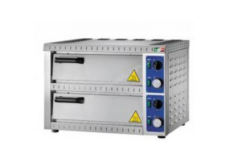 GAM B1+1 Mini Double Compact High Performance Stone Deck Oven