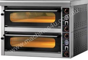 GAM MS4 High Performance Mechhanical Double Stone Deck Oven