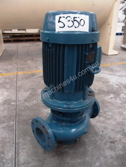 Centrifugal Pump - In/Out 100mm .