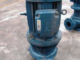 Centrifugal Pump - In/Out 100mm . - picture1' - Click to enlarge