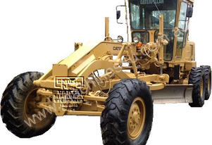 Cat 120G Grader with Scarifies, Call EMUS