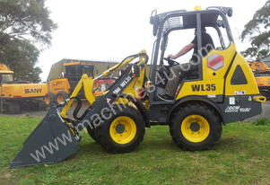 Forway   WL35 Mini Loader