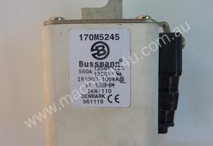 Cooper Bussmann Circuit Protection Fuse