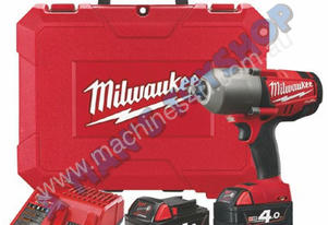 IMPACT WRENCH 1/2DR 1492NM 2 X 5.0 AH