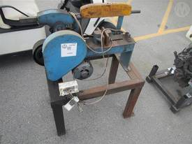 Power Hacksaw ON Stand Workshop