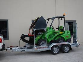 Avant 528 Articulated Mini Loader Trailer package - picture5' - Click to enlarge