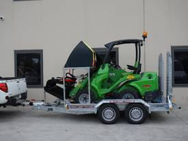 Avant 528 Articulated Mini Loader Trailer package - picture6' - Click to enlarge