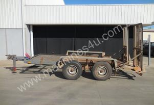 ROGERS & SONS R23050 PLANT TRAILER