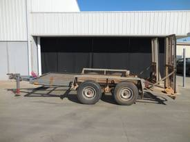 ROGERS & SONS R23050 PLANT TRAILER  - picture0' - Click to enlarge