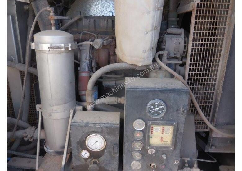 WOMA 150Z P16 TWIN JETULTRA HIGH PRESSURE WATER JETTER