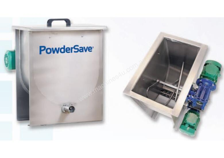 PowderSave-V Volumetric Screw Feeder