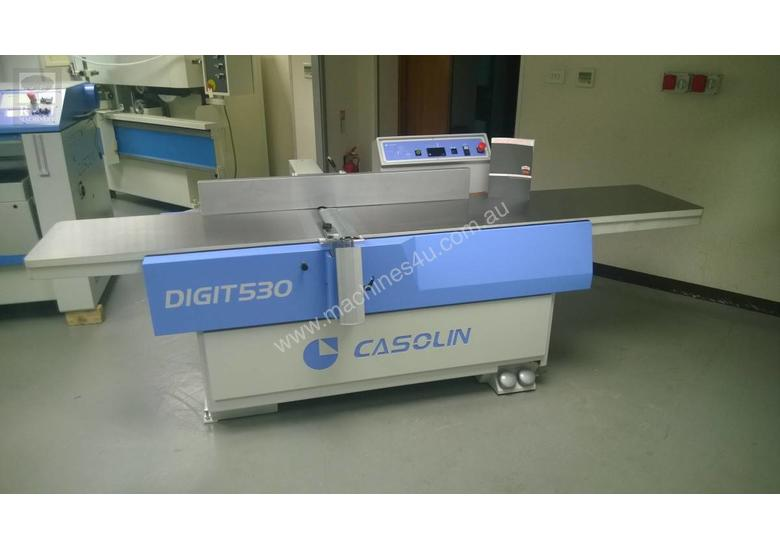 CASOLIN FS530 DIGIT Surface Planer