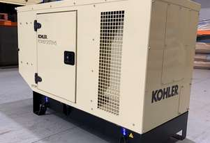 KOHLER KM9M 9kVA Diesel Generator Water Cooled | Single Phase | 4 Off Grid Solar