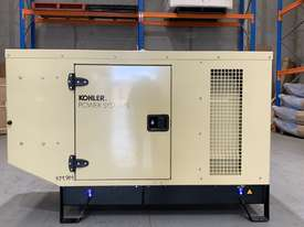 KOHLER KM9M 9kVA Diesel Generator Water Cooled | Single Phase | 4 Off Grid Solar - picture0' - Click to enlarge