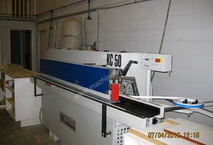 Edgebander Casadei KC50 with Oltre dust collector DC1300