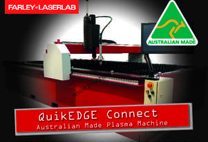 Farley QuikEDGE Connect Plasma Cutting Machine
