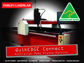 Farley QuikEDGE Connect Plasma Cutting Machine  (AUSTRALIAN MADE) - picture4' - Click to enlarge