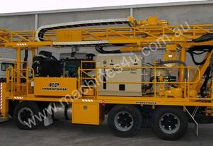 New Hydrapower Hydraulic Drill Rigs Explorer 800