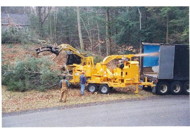New bandit 1850 Whole Tree Chippers in , - Listed on Machines4u