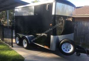 Enclosed 12' x 6' Trailer