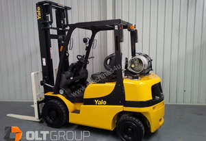 Current Model Yale Forklift with Sideshift - 2.5T