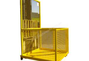 Forklift Safety Cage Welded