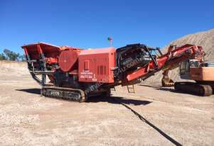 Finlay J-1170HR mobile Primary Jaw Crusher