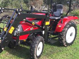 New Huaxia 40hp Tractor, with 4in1 front end loader  - picture5' - Click to enlarge