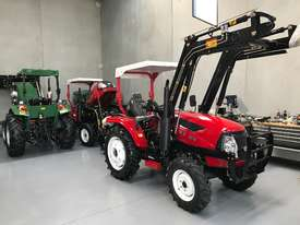 New Huaxia 40hp Tractor, with 4in1 front end loader  - picture2' - Click to enlarge