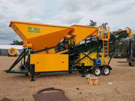 Thomas Top of the Range Mobile Batching Plant - picture1' - Click to enlarge