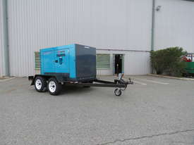 AIRMAN PDS265S-5B2-T 265cfm Trailer mounted Portable Diesel Air Compressor - picture2' - Click to enlarge