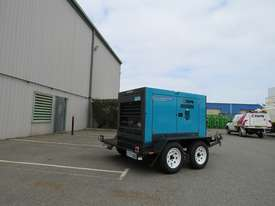 AIRMAN PDS265S-5B2-T 265cfm Trailer mounted Portable Diesel Air Compressor - picture3' - Click to enlarge