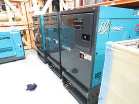 Airman SDG60S-7A6N 50kVA Prime Power Diesel Generator with an Extended 400L Tank - picture0' - Click to enlarge