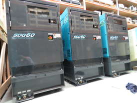 Airman SDG60S-7A6N 50kVA Prime Power Diesel Generator with an Extended 400L Tank - picture1' - Click to enlarge