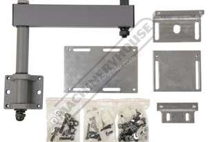 Suits XH-2 Sino DRO Lathe Mounting Bracket Kit Lathe Basic Kit for 2-Axis