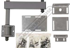 Suits XH-2 Sino Digital Readout Lathe Mounting Bracket Kit Lathe Basic Kit for 2-Axis