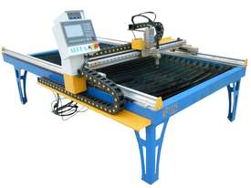 Alpha CNC Plasma Cutter AP1325 1.3x2.5m - servo motor driven - 20m/min 1.3x1.3m or 1.5x3m available - picture0' - Click to enlarge