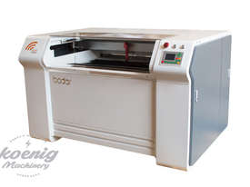 100W -1m x 0.6m bed -  Laser Cutter/ Engraver- IN STOCK - picture0' - Click to enlarge