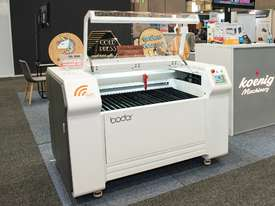 100W -1m x 0.6m bed -  Laser Cutter/ Engraver - picture0' - Click to enlarge