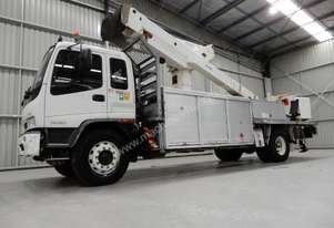 Isuzu FTR850 Elevated Work Platform Truck