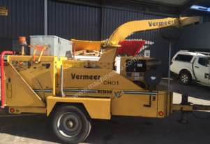 Vermeer Bc 1800Xl only 2875 hrs 170Hp 6cyl Diesel