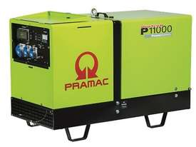 Pramac 10.8kVA Silenced Auto Start Diesel Generator - picture8' - Click to enlarge