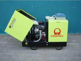 Pramac 10.8kVA Silenced Auto Start Diesel Generator - picture11' - Click to enlarge