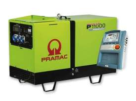 Pramac 10.8kVA Silenced Auto Start Diesel Generator - picture13' - Click to enlarge