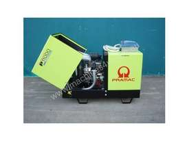 Pramac 10.8kVA Silenced Auto Start Diesel Generator - picture3' - Click to enlarge