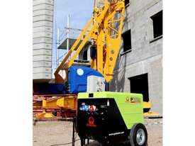 Pramac 11.9kVA Petrol Silenced Generator + 2 Wire  - picture19' - Click to enlarge