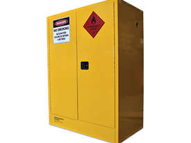 450L Indoor Flammable Liquids Cabinet. Built in Australia to meet Australian Standards (AS1940) - picture0' - Click to enlarge