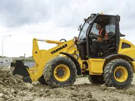 Wheel Loader Yanmar - picture0' - Click to enlarge