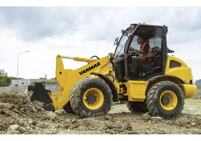 Wheel Loader Yanmar